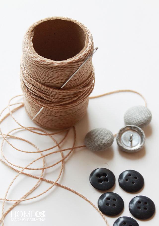Uphostery-twine-and-buttons