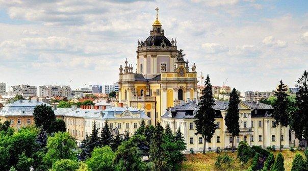 Собор святого Юра Львів