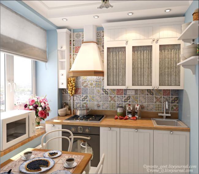Дизайн-проект-кухни-в-хрущевке-с-раздвижной-дверью-3