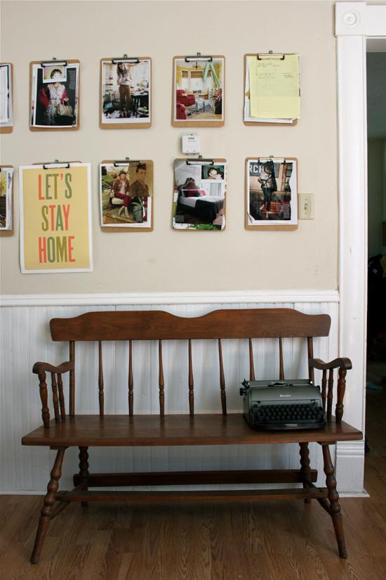 Clip-Board-Wall-Hanging-Art-Creative