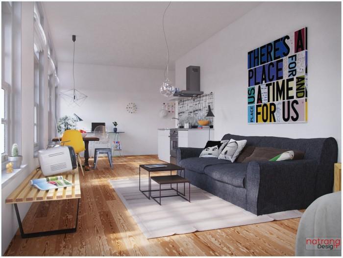 Natrang-Design-Modern-living-popart-text-feature-wall-painting-700x526