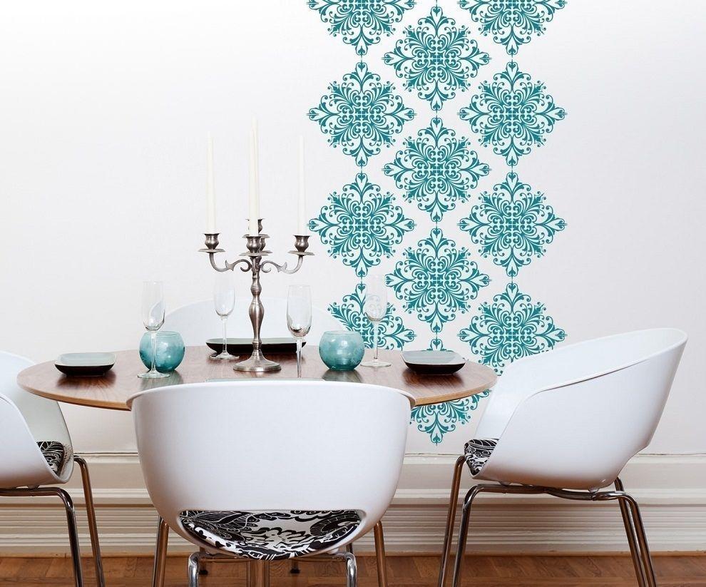 Объёмный декор стен своими руками фото 301