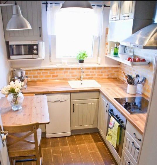 дуже маленька кухня 20 фото ідей ідеї декору