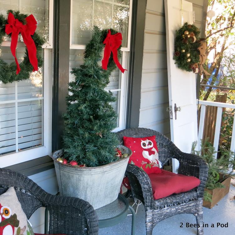 Christmas Tour of Jenn's Home