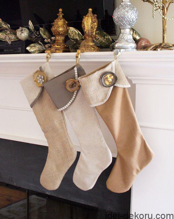 DIY Christmas Stockings!