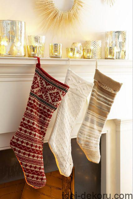 From Sweater to Christmas Stocking in 12 Easy Steps