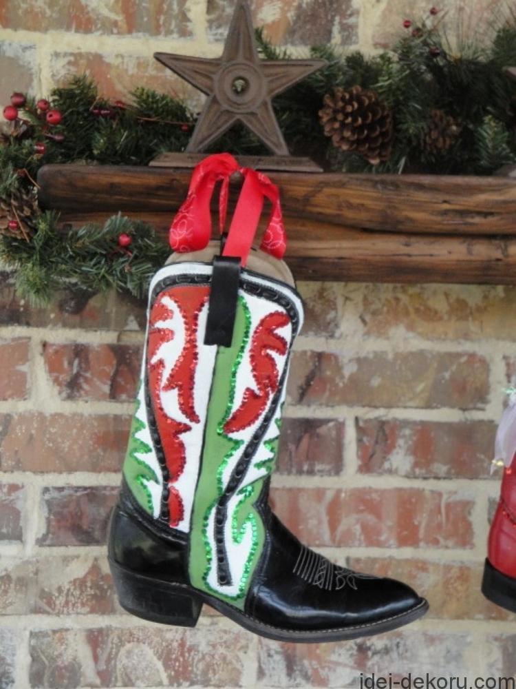 Unique Handmade Christmas Stockings