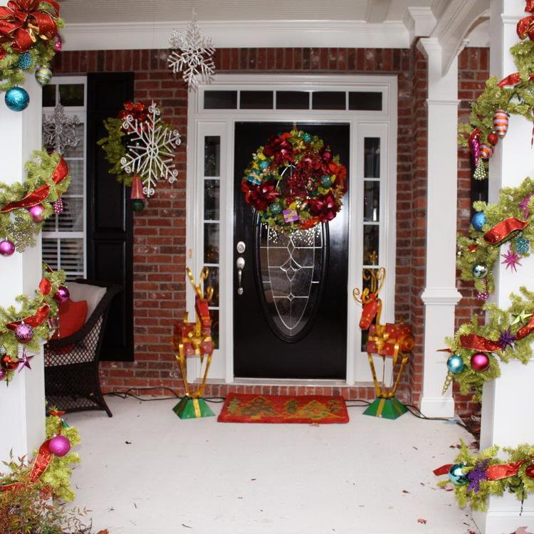 Stunning Outdoor Christmas Displays