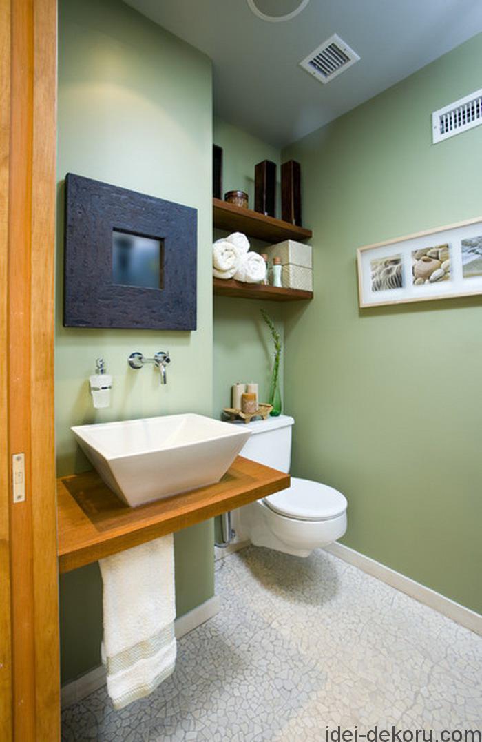 Contemporary-bathroom-Designs-in-Green