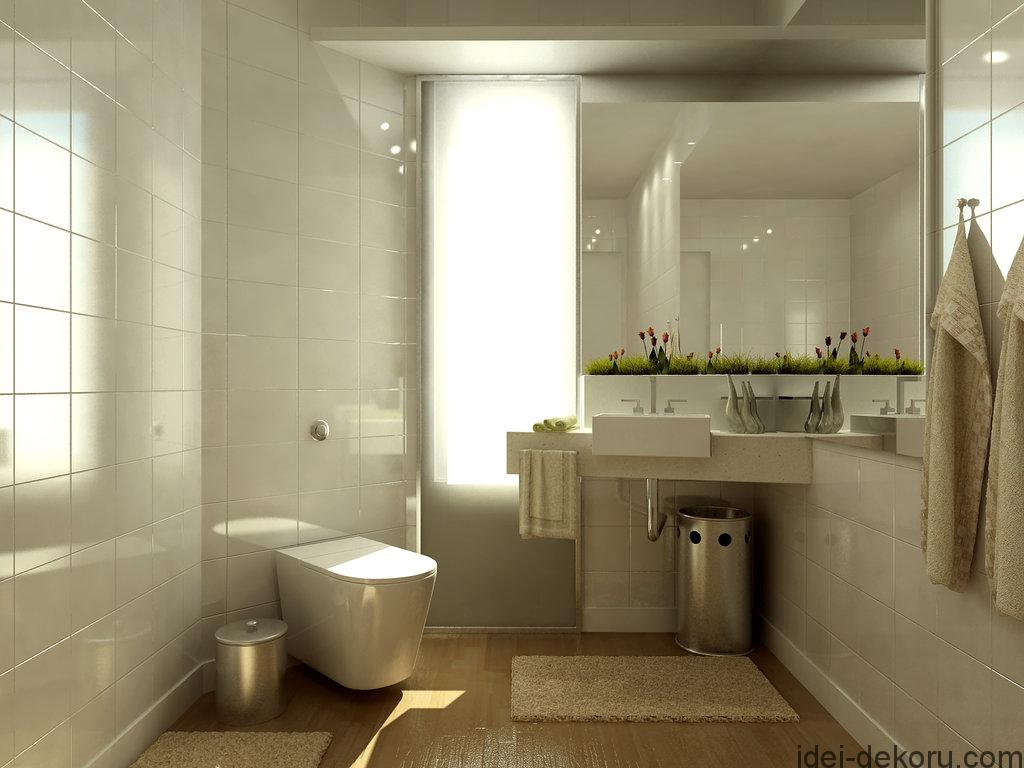 Remarkable-bathroom-design-ideas-with-large-mirror-modern-toilet-cube-sink-modern-faucet-rail-towel-for-bathroom-design-ideas-2012-bathroom-designs