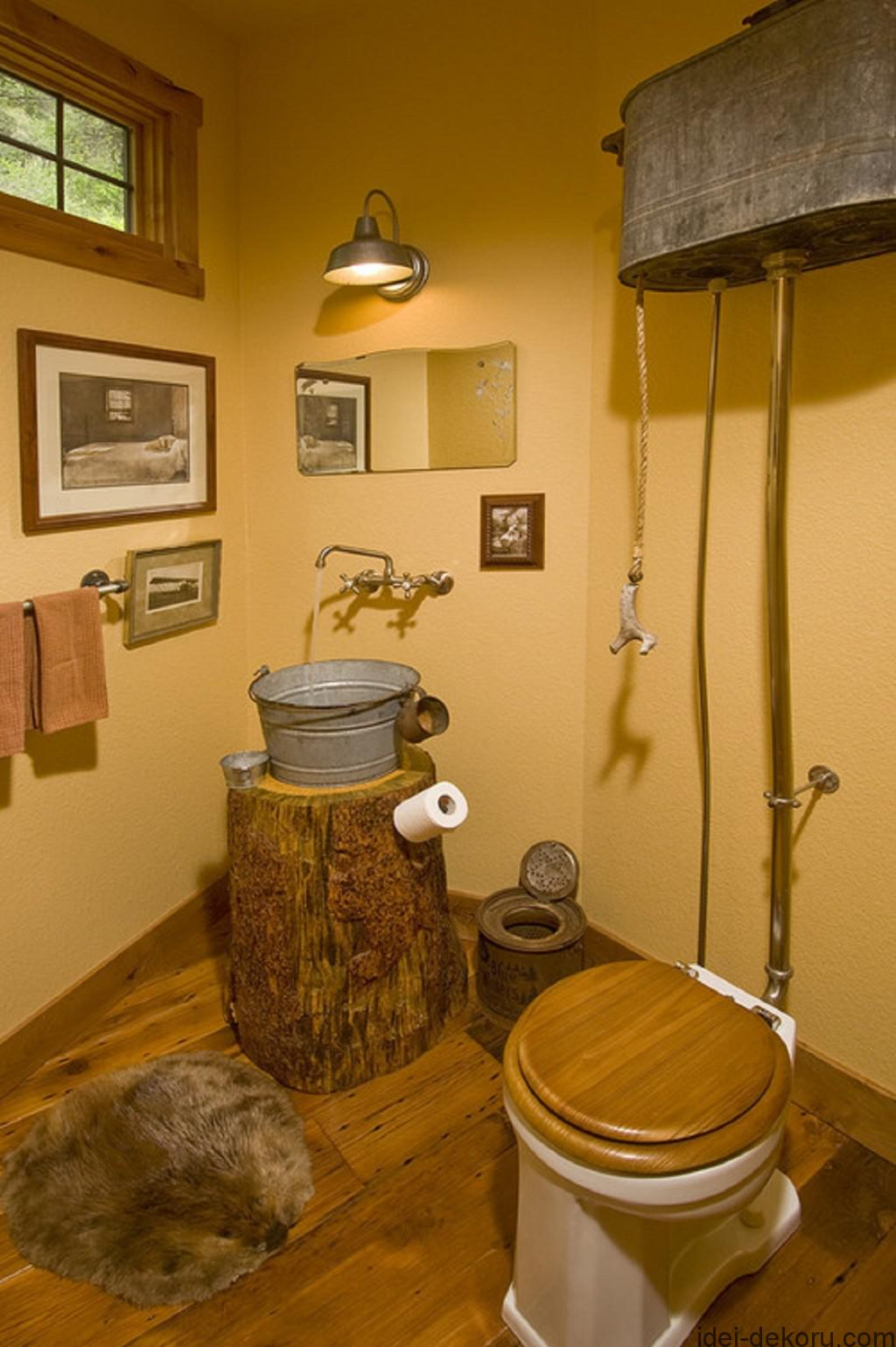 rustic-bathroom-vanity-with-tree-bar-traditional-washbowlfaucet-and-single-pendant-lamp-over-1024x1539