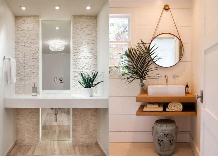 Інтер'єр туалетної кімнати від 2id Interiors і Kathleen DiPaolo Designs