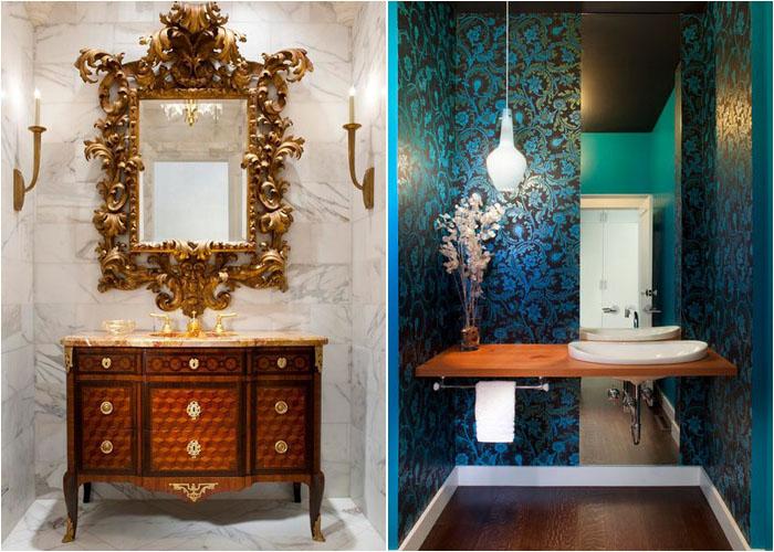 Інтер'єр туалетної кімнати від Isler Homes і Jeff King & Company
