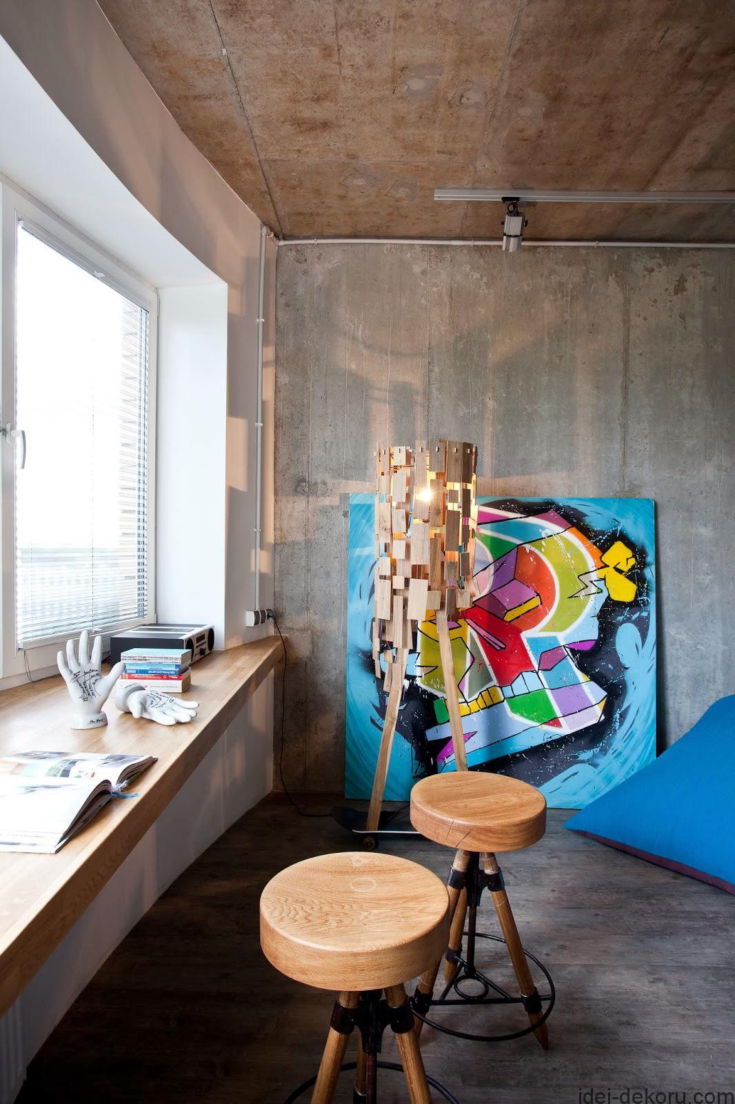 beton-v-interere-kreativnoj-kvartiry-47-kv-m13