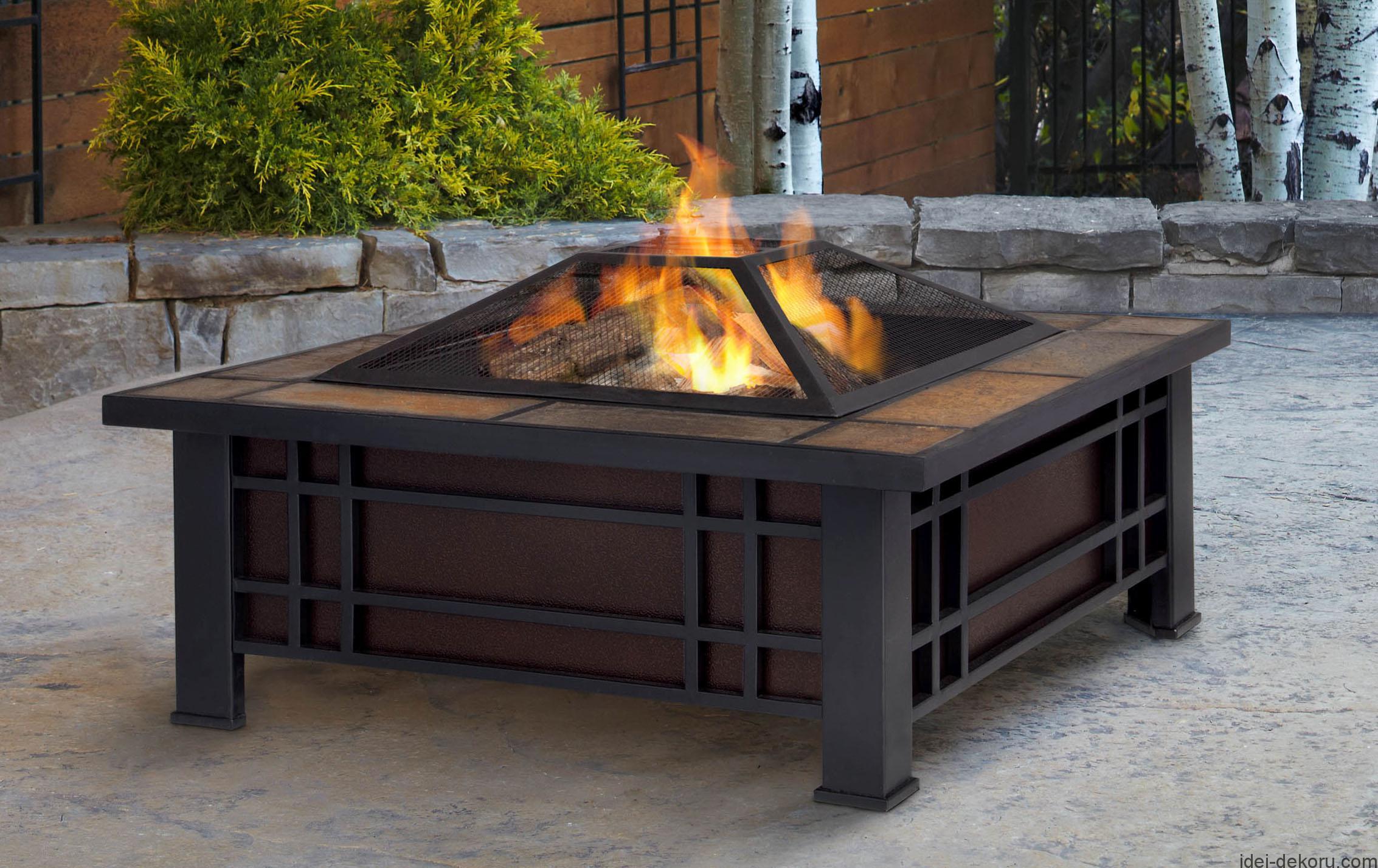 Dark-Wood-Burning-Fire-Pit