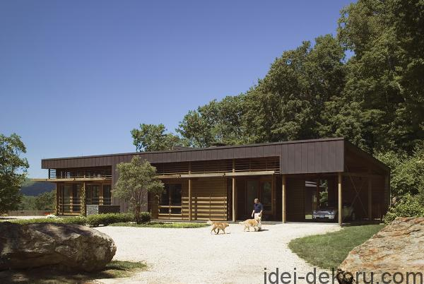 Cooper/Place Residence Kent, Connecticut Rossant/Allee Architects