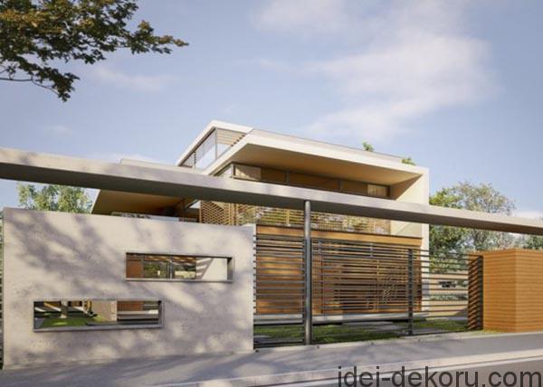 Modern-Steel-Gate-Design