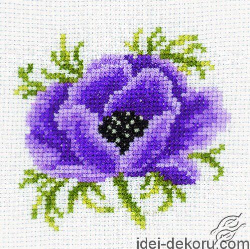 Схеми вишивки квітів(29 схем)  7e63f0cff088a