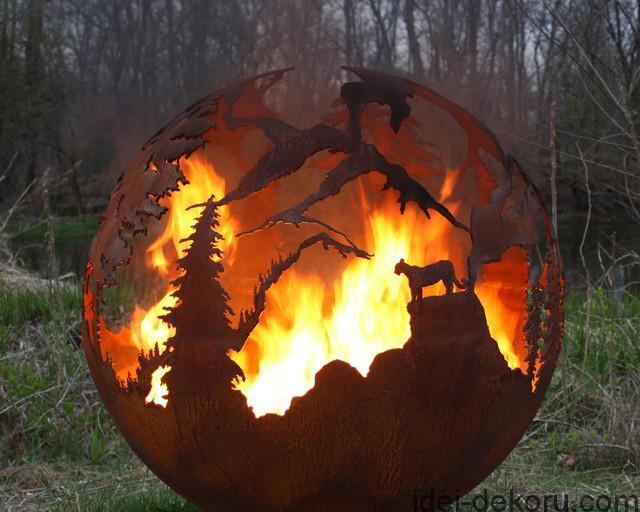 craftsman-fire-pits