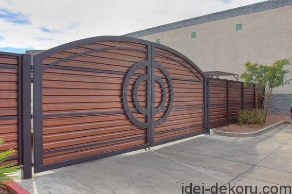 modern-exterior-design-ideas-metal-garden-gate-design-ideas