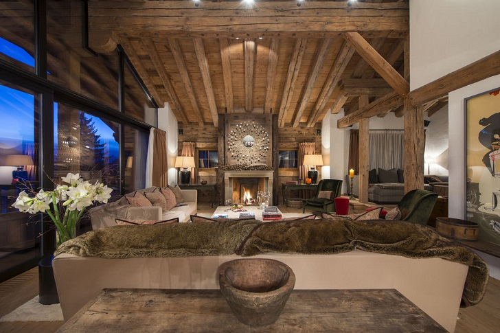 chalet-dent-blanche-verbier-living-fireplace
