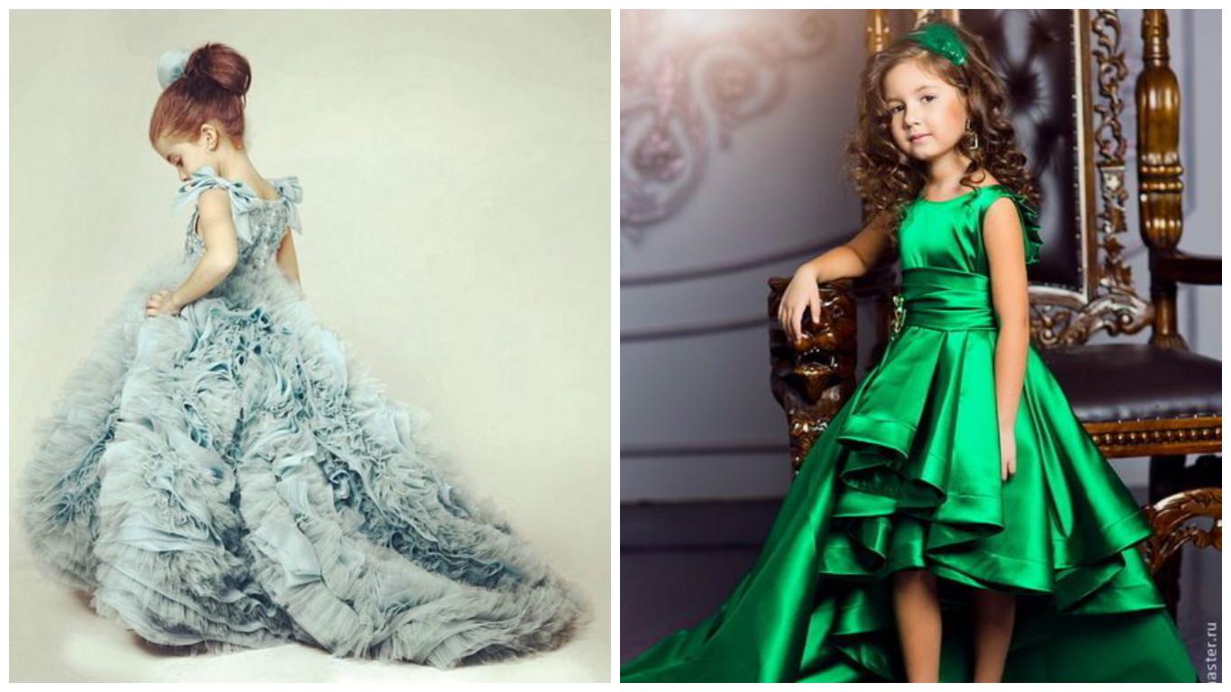 Святкові сукні для дівчаток( 45 фото) 86a463044332c