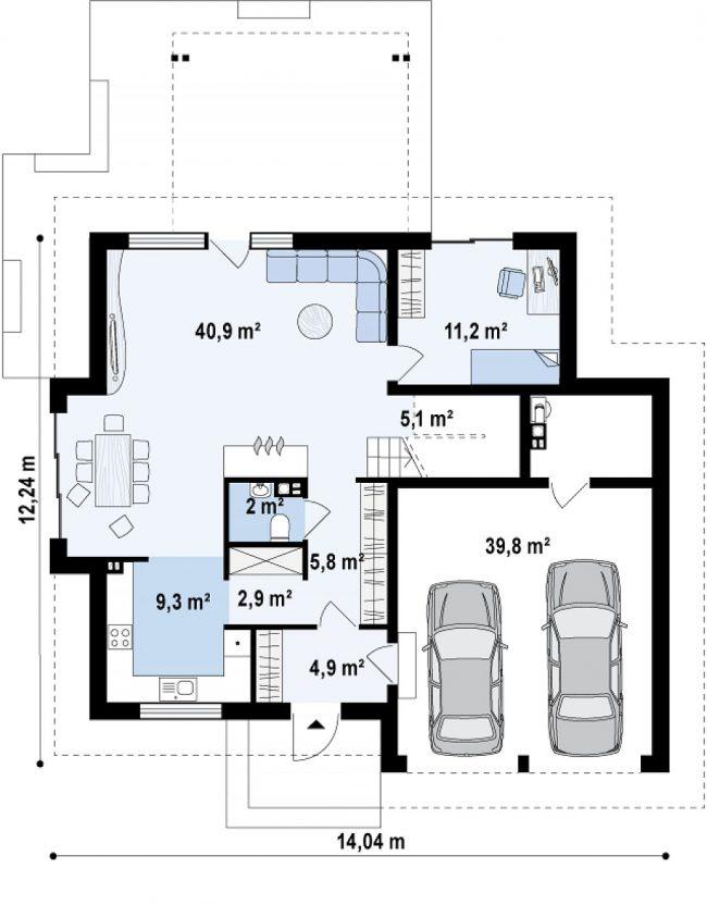 Proekt-doma-s-2-garazhami_91-650x832