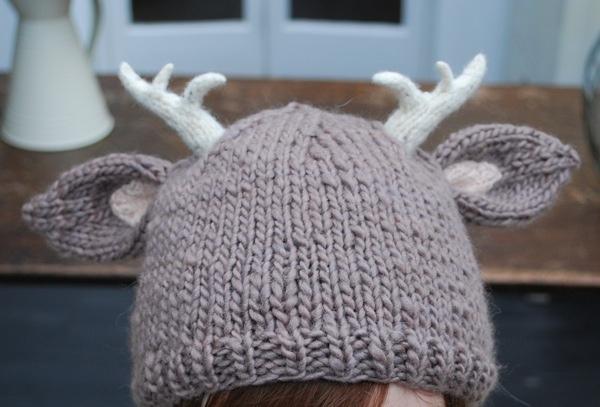deer hat 1