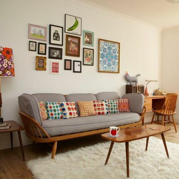 vintage-look-furniture-wood-living-room-furniture