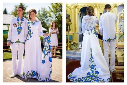 Сучасні вишиті сукні(30 фото)  ba3b9f20d37e3