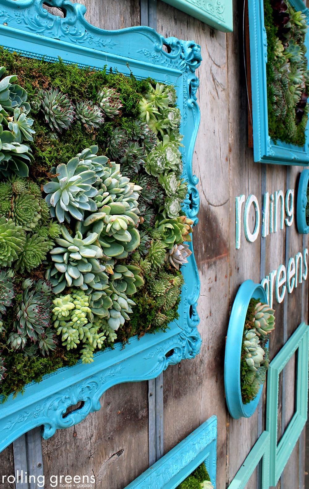 05-bring-artwork-alive-vertical-garden-decor-homebnc