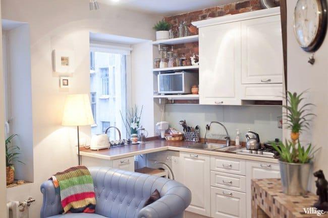 Перепланировка-маленькой-квартиры-в-сатром-фонде-кухня
