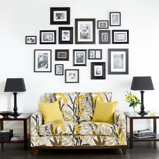 AD-Cool-Ideas-To-Display-Family-Photos-On-Your-Walls-02