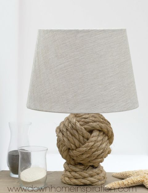 gallery-1435086998-pottery-barn-knockoff-knot-rope-lamp-18