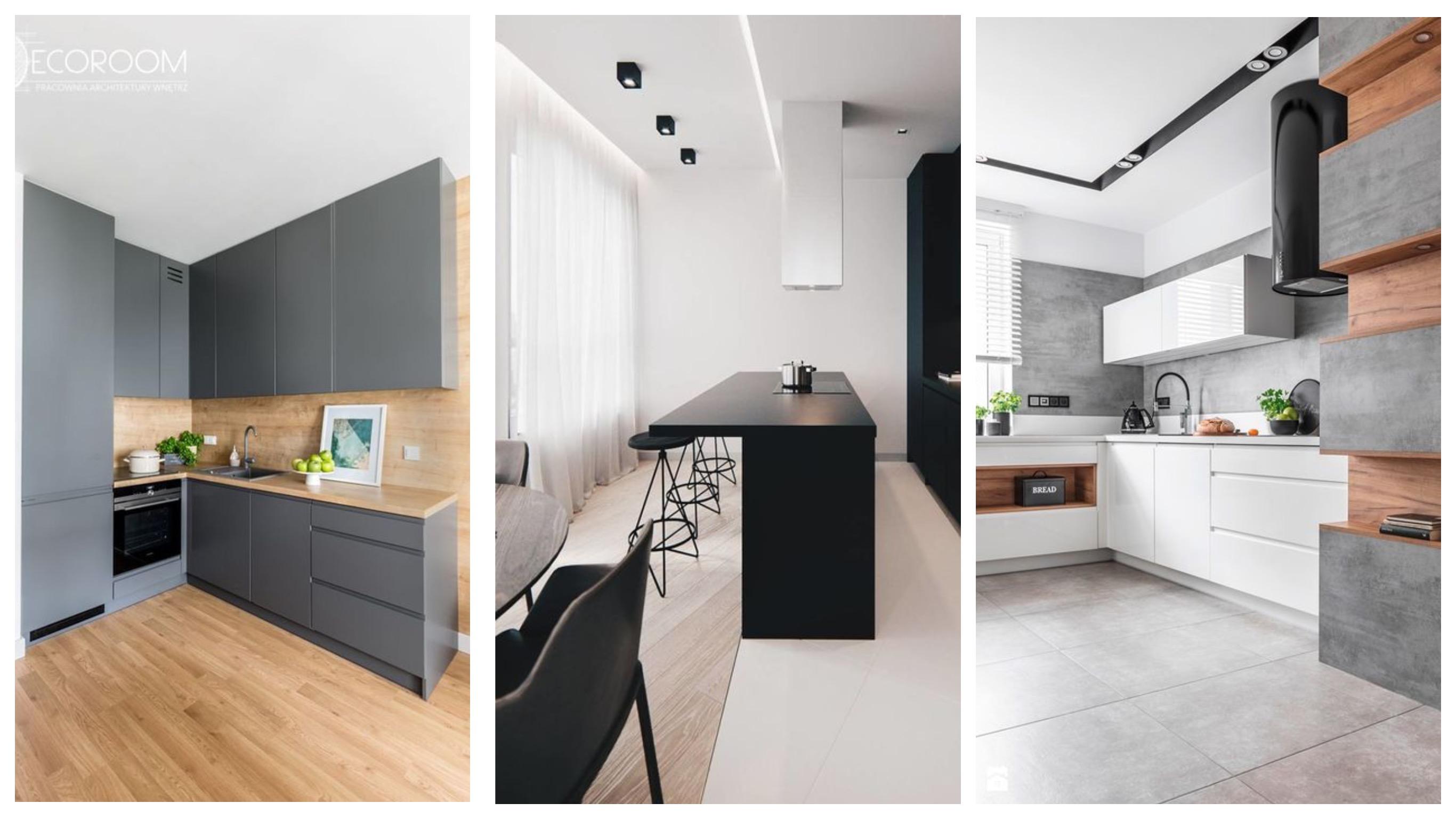 Кухонний мінімалізм  стильні кухні без зайвих деталей(40 фото) 68d43ab6c7f76