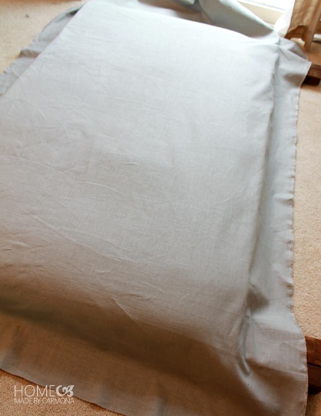 Drape-fabric