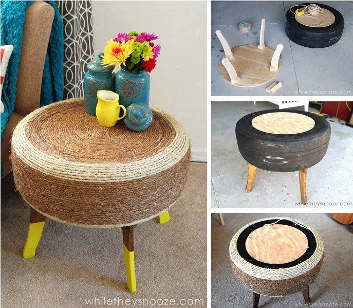 Мебель своим руками из подручных материалов