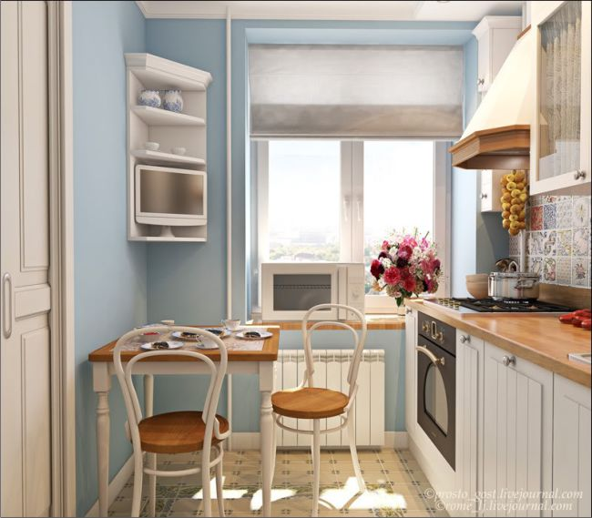 Дизайн-проект-кухни-в-хрущевке-с-раздвижной-дверью