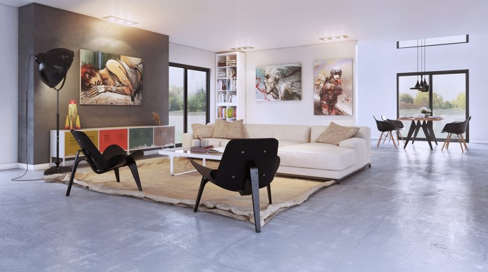 Aurelien-BRION-Anime-esque-art-in-modern-living-concrete-floors-700x391