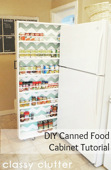 Small-Apartment-Hacks-Canned-Food-Organizer