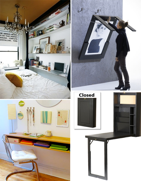 Small-Apartment-Hacks-Desks