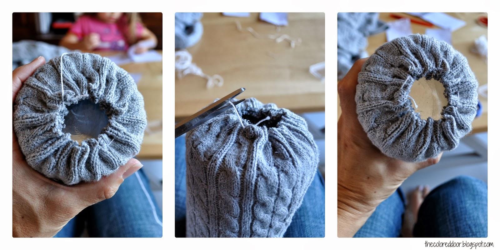 sweater vase 3