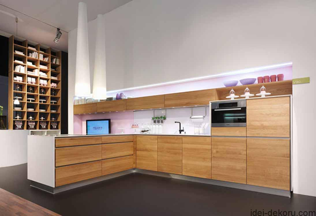 Modern-Kitchen-Cabinets-Wooden-Base