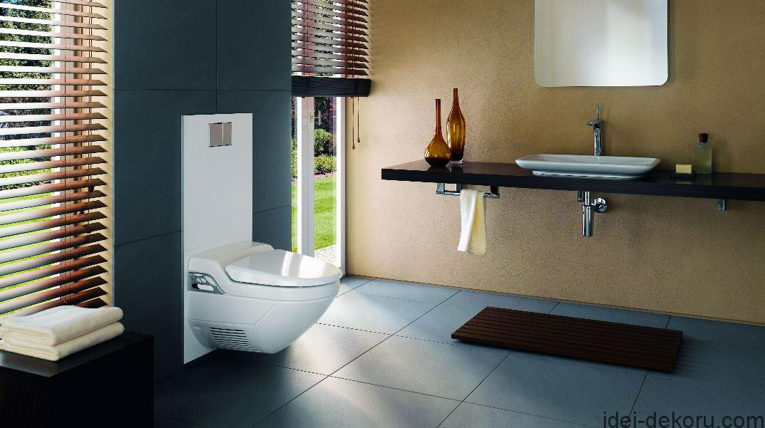 Modern-Toilet-in-Humble-Bathroom-Design