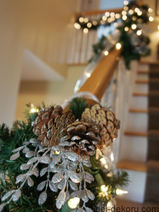 Sparkling Staircase by HGTV