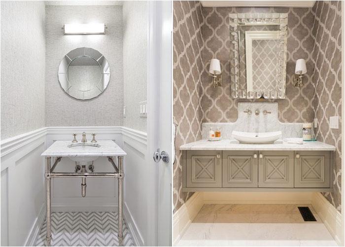 Інтер'єр туалетної кімнати від Clean Design і Prestige Homes