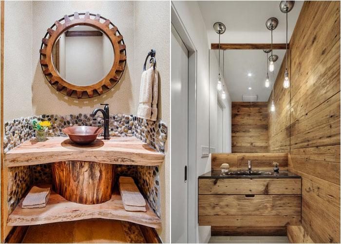 Інтер'єр туалетної кімнати від By Design Interiors, Inc і Blender Architecture