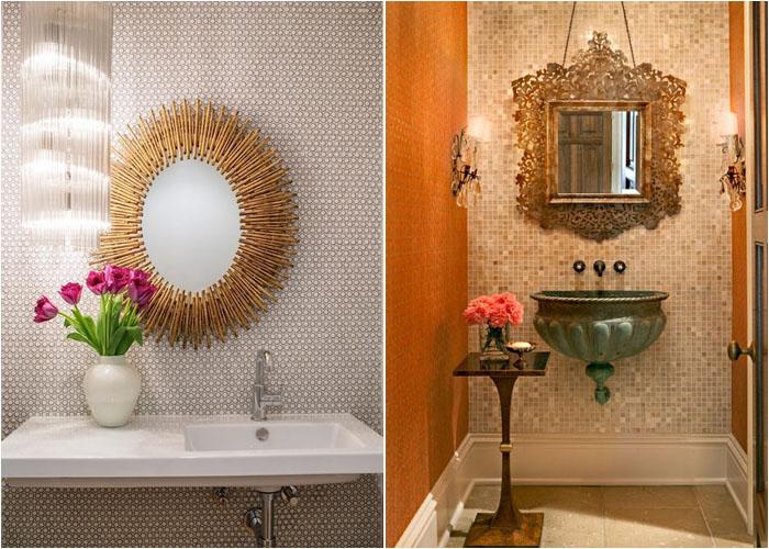 Інтер'єр туалетної кімнати від Shelby Wood Design і Jason Arnold Interiors