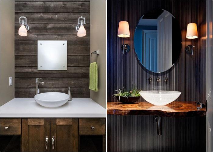 Інтер'єр туалетної кімнати від Jordan Iverson Signature Homes