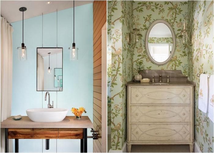 Інтер'єр туалетної кімнати від Lake Flato Architects і Shannon Ggem ASID